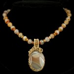 Banded-Carnelian-Necklace-and-Agate-Pendant502-629