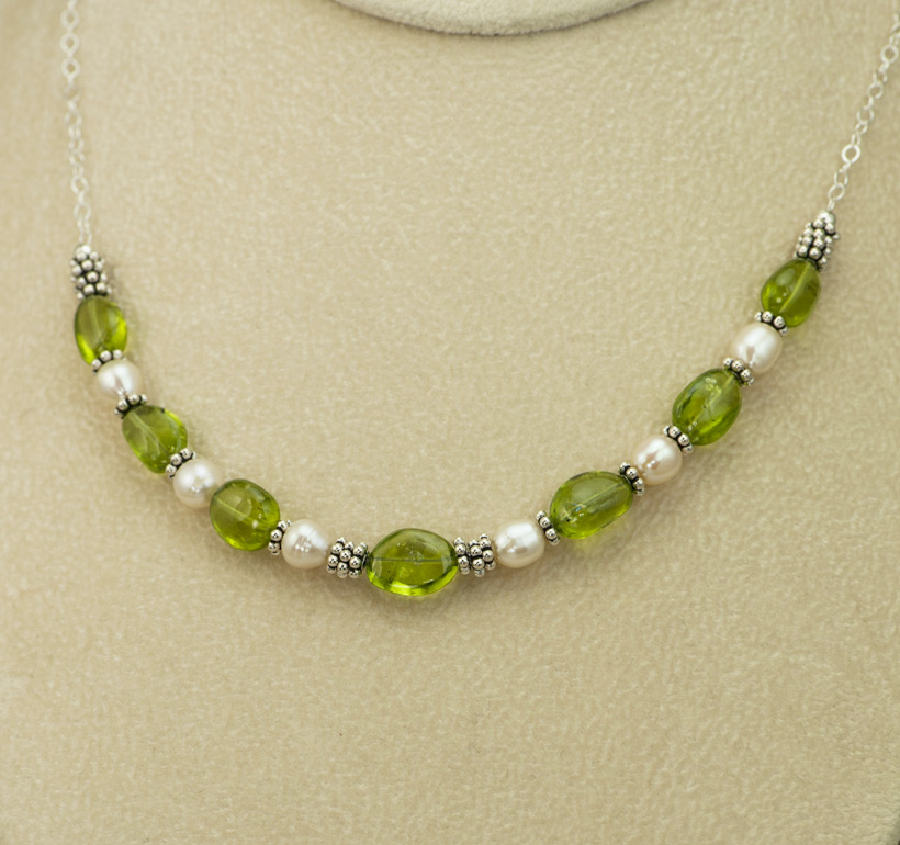 topaz and one of in karat a original handmade peridot bluetopazandperidot pendant nature blue gold rings with sterling pearls pendants kind silver htm