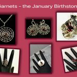 Garnets-January Brithstone