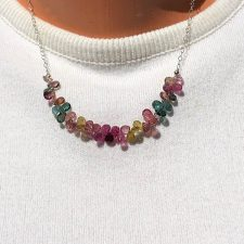 tourmaline brio necklace