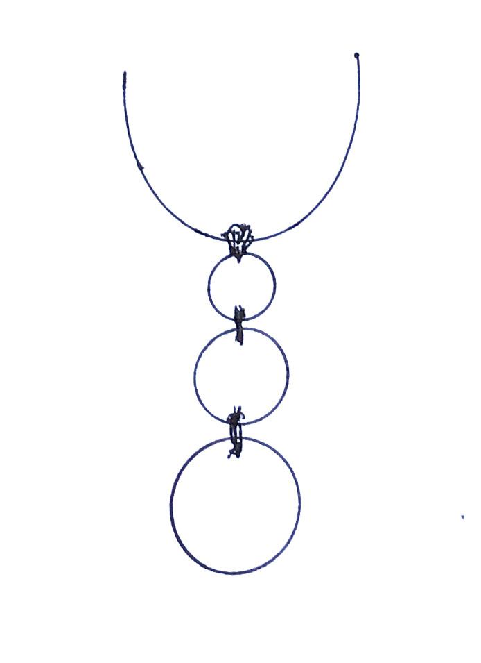 New Disc-O Necklace style